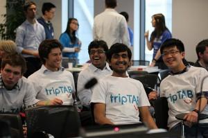 trip TAB team at startup Newcastle weekend