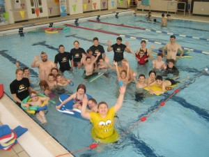 SwimNE Swimtegrate event