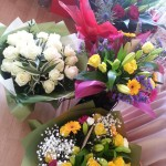 Beautiful flowers from Floral Quarter, Gosforth