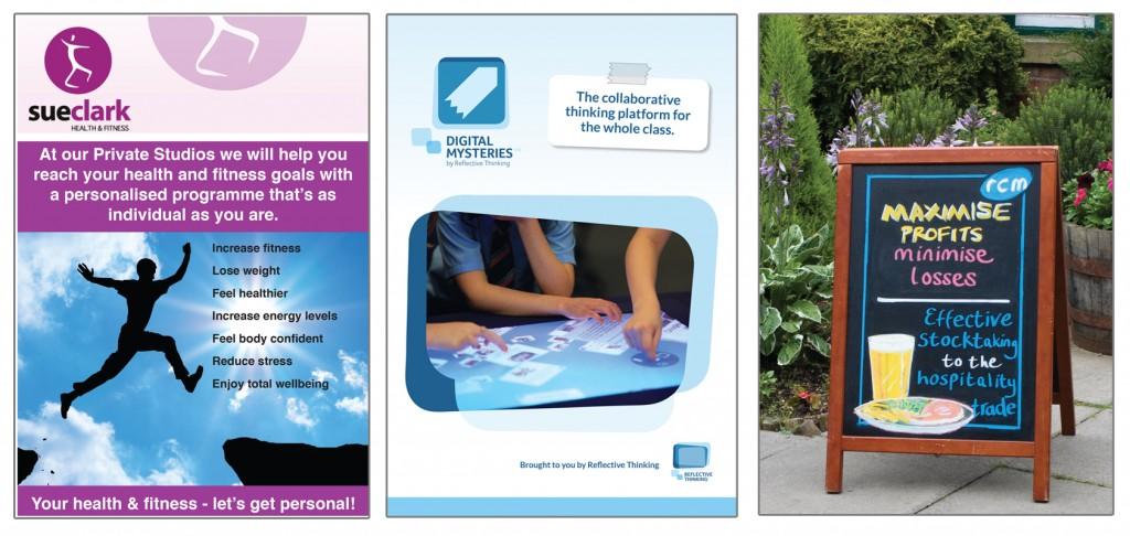 recent leaflet work