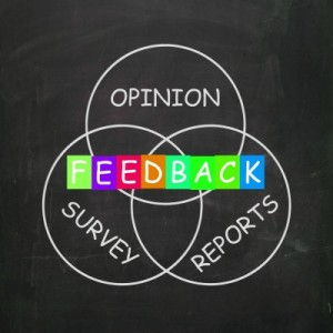 Marketing perception survey
