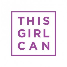 This months' memorable ad campaign #ThisGirlCan