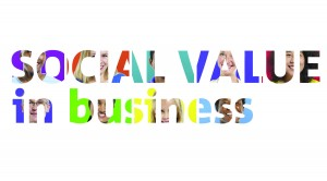 Ingeus Social Value in business event