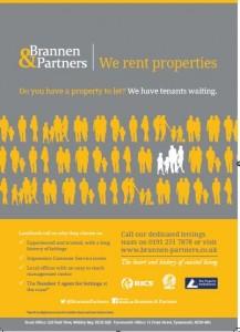 Brannen & Partners We rent properties