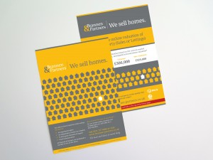 Ad campaign for Brannen & Partners