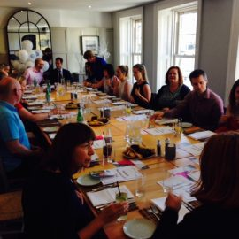 First Gosforth Business lunch a success
