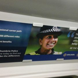 Be the difference campaign | Northumbria Police