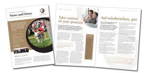 Carrick Financial Management newsletter