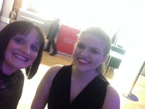 Newcastle Business Awards Vicki Stone