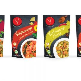 Revolutionising meal times with Vi sauces