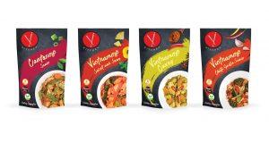 Vi Kitchen sauces