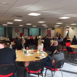 Stone Collective helps NIGF with second event in Wigan